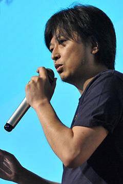Google社の金谷 武明氏